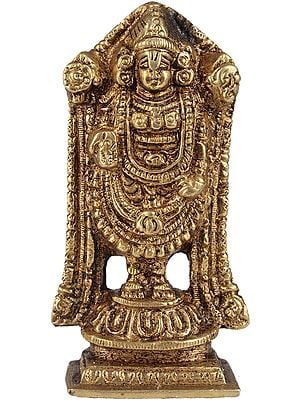 Lord Venkateshvara (Flat Statue)