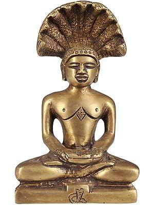 First Jain Tirthankara Rishabha Deva (Small Statue)
