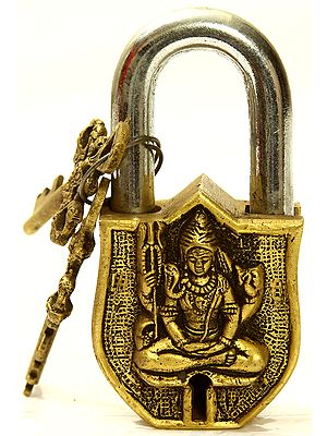 Lord Shiva Lock