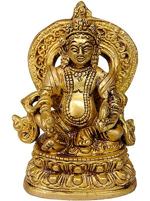Tibetan Buddhist God Kubera - The God Who Gives Wealth
