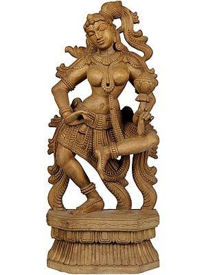 The Dancer Apsara