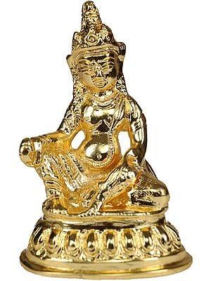 Ashtadhatu Kubera - Ideal for Worship