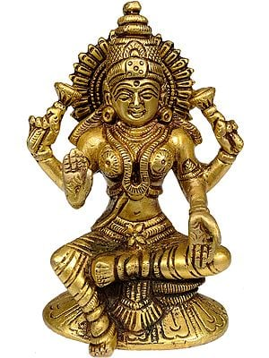 Lakshmi - the Goddess Who Gives Money