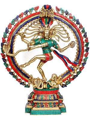 Nataraja (Inlay Statue)