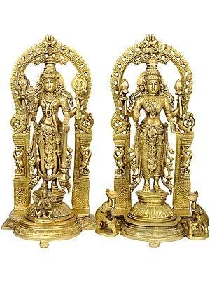 Lakshmi-Vishnu