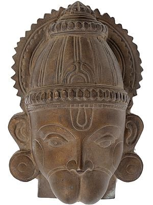 Lord Hanuman Wall Hanging Mask