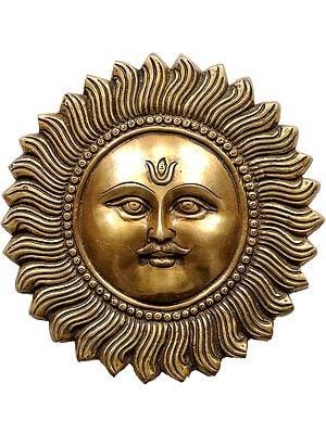 Bhagavan Surya Hanging Mask