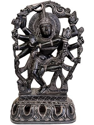 Ten-Armed Dancing Shiva