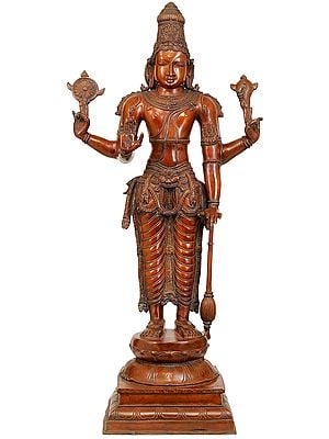 Large Size Sthanaka Vishnu