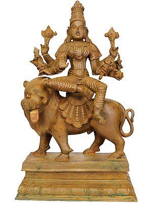 Tranquil Ashtabhujadhari Durga