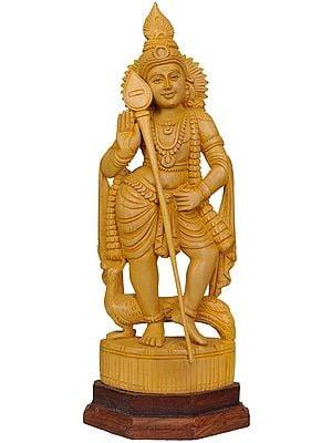 Karttikeya - Hindu War God