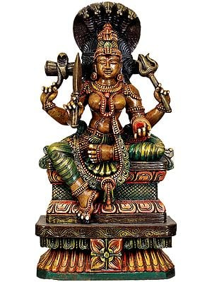 Large Size Goddess Mariamman