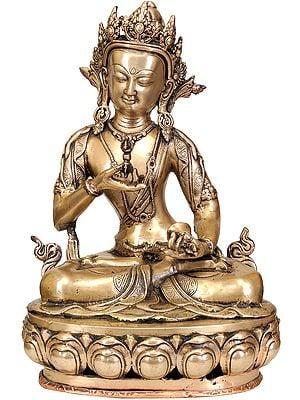 Tibetan Buddhist Deity Primordial Buddha Vajrasattva
