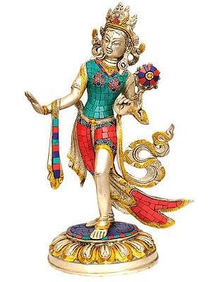 Standing Tara (Tibetan Buddhist Deity)