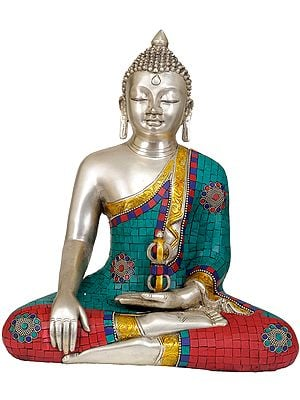 Lord Buddha with Dorje