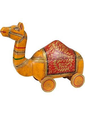 Wheeled Camel Box