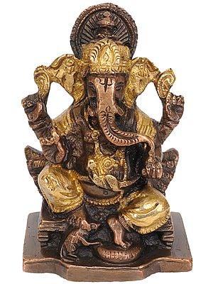 Lord Ganesh (Small Statue)