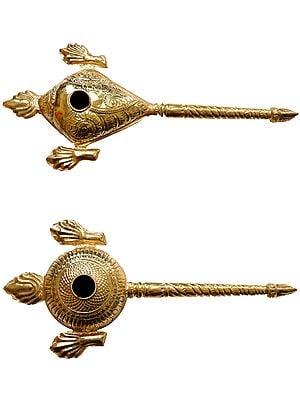 Vaishnavite Shankha-Chakra Apparatus