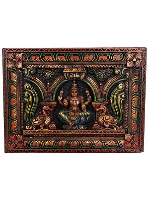 Bhagawan Vishnu (Wall Hanging)