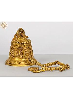 Ashta-Vinayaka Temple Hanging Bell