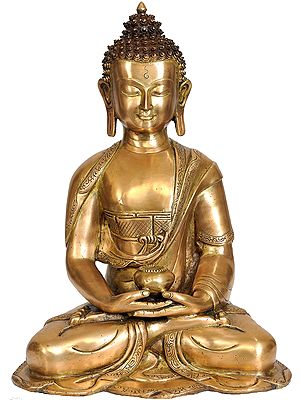 Lord Buddha in Dhyana Mudra
