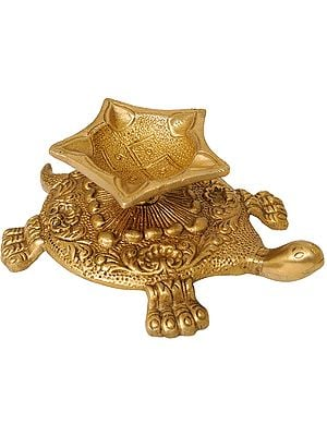 Tortoise Lamp (Vastu)