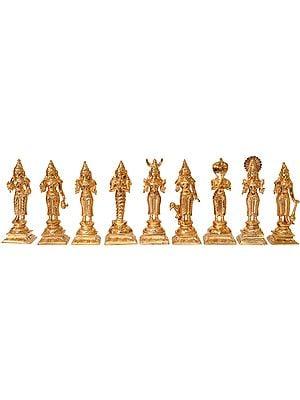 Navagrahas: Nine Planetary Gods