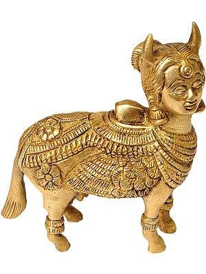 Kamadhenu The Wish-Fulfilling Divine Cow