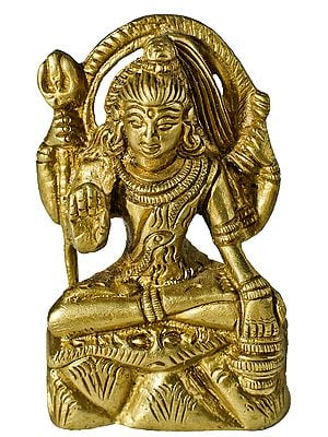 Lord Shiva (Small Statue)