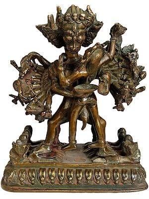 Yamantaka (Tibetan Buddhist Deity)