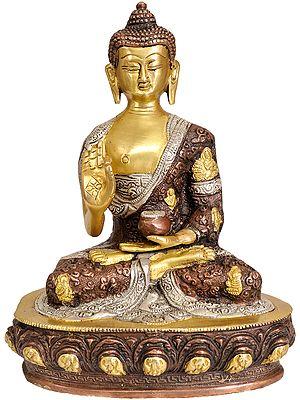 Buddha in Vitarka Mudra