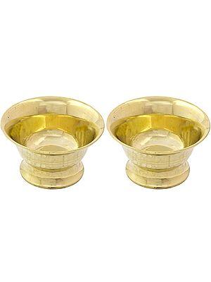 A Pair of Ritual Bowls