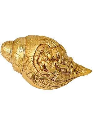 Sheshshayi Vishnu Conch