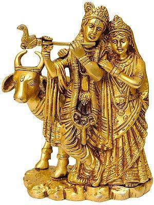Gopala Krishna with Radha