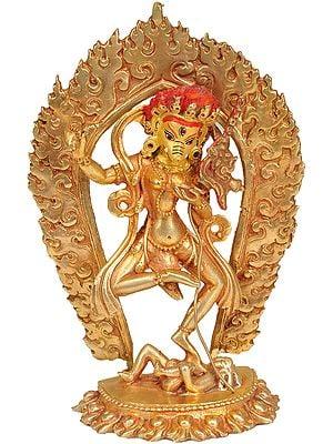 Vajravarahi (Tibetan Buddhist Deity)