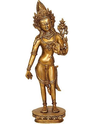 Tibetan Buddhist Padmapani Deity Avalokiteshvara