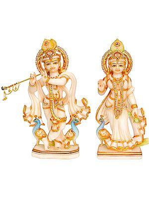Pair of Radha Krishna