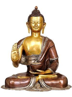 Large Size Blessing Buddha