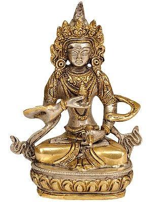 Vajrasattva (Tibetan Buddhist Deity)