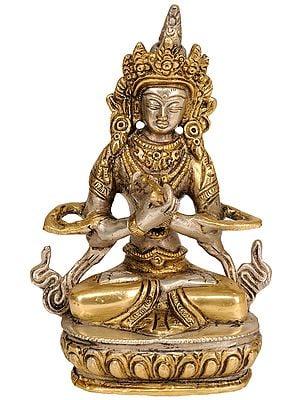 Vajradhara (Tibetan Buddhist Deity)