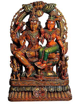 Bhagawan Shiva and Parvati Ji