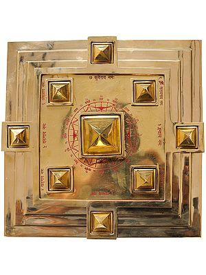 Highly Powerful Vastu Pyramid Yantra