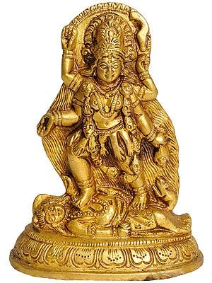 Temple Mother Goddess Kali