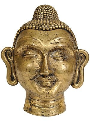 Tribal Buddha Head