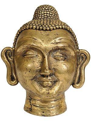 Tribal Buddha Head