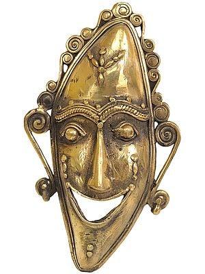 Tribal Mask (Wall Hanging)
