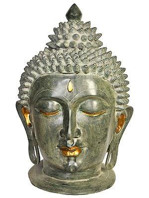 Super Large Fine Buddha Head