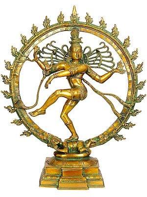 Nataraja (Bhagawan Shiva's Tandava)