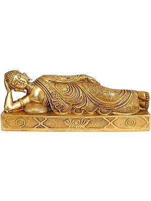 Mahaparinirvana Buddha