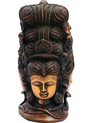 Mukhalingam (Parvati on Rear Side)
